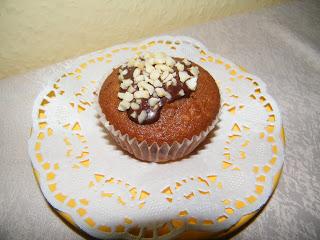 Kirsch Nougat Muffin