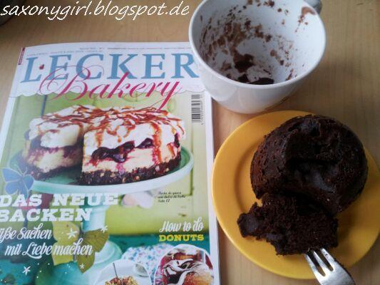 Zeitschrift Lecker Bakery