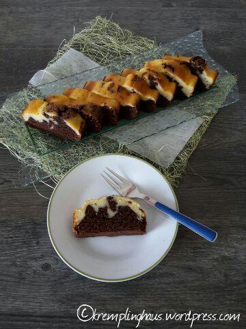 Kuchen Brownie