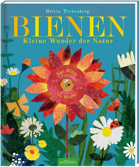 Kinderbuch Bienen