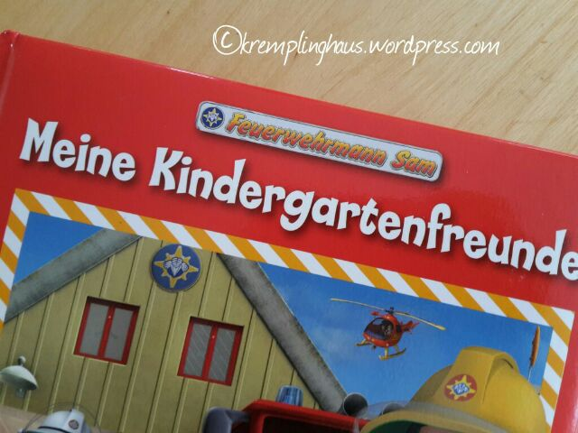 Kindergartenfreundebuch