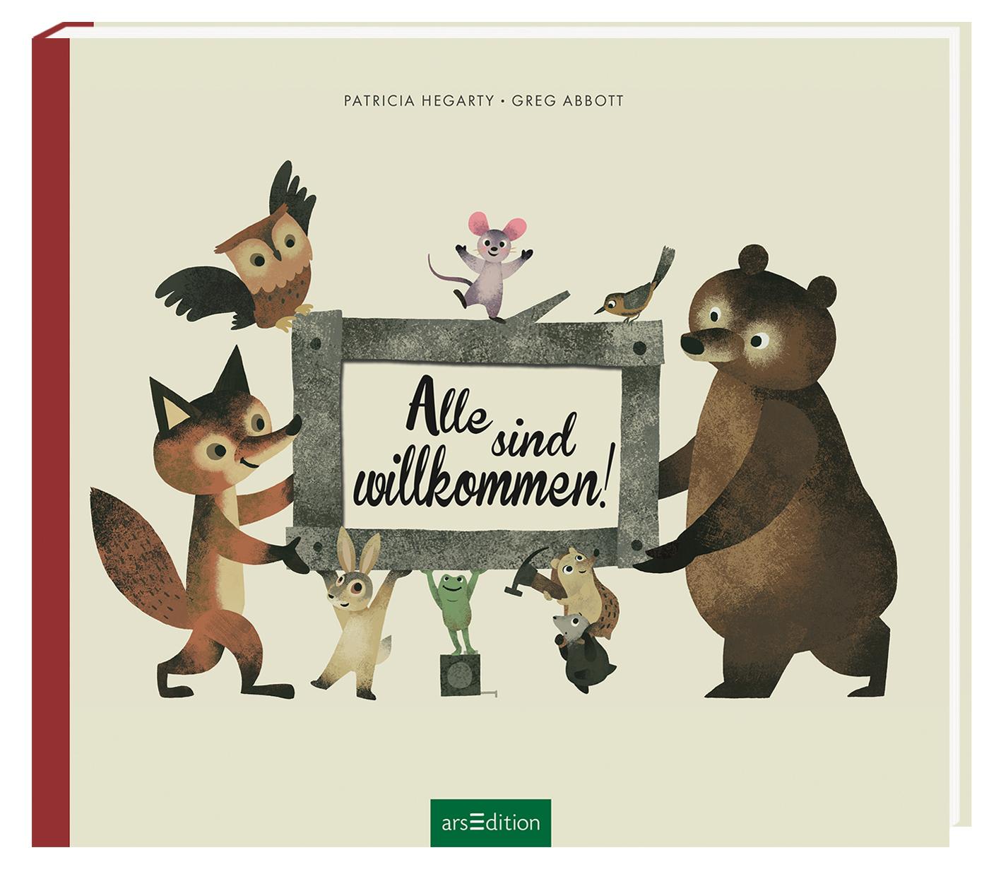 Willkommen, Bilderbuch, Bilderbuch