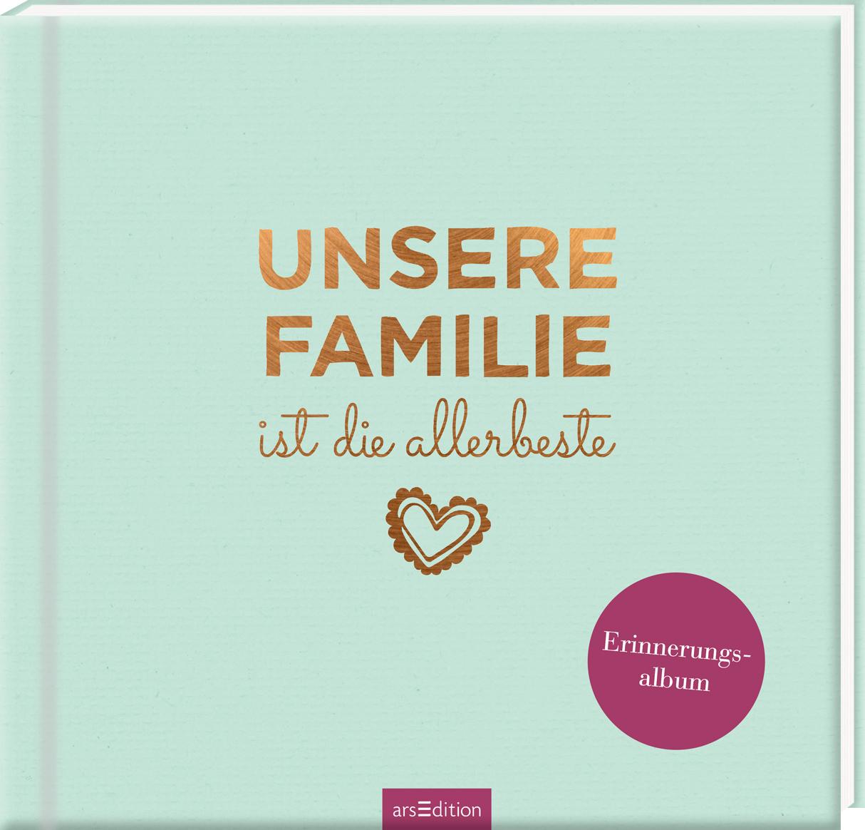 Familie, Erinnerungsalbum, Freundebuch