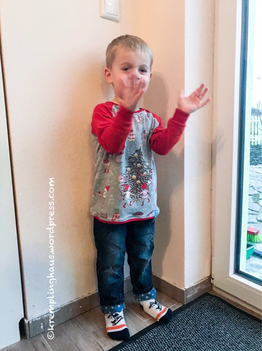 Wichtelweihnacht, Nähzimmer, Nähen für Kinder