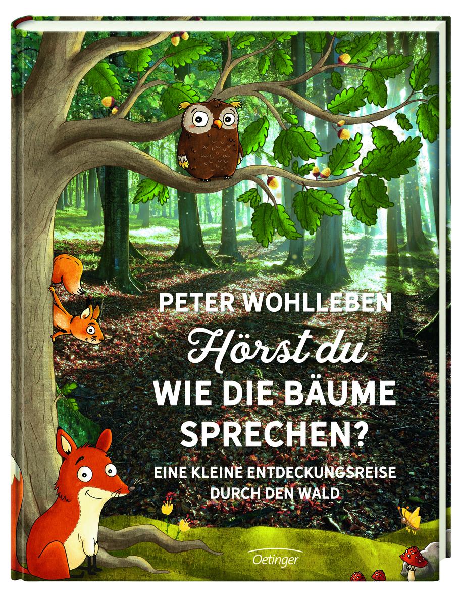 Wald, Kinderbuch, Lernbuch, Sachbuch