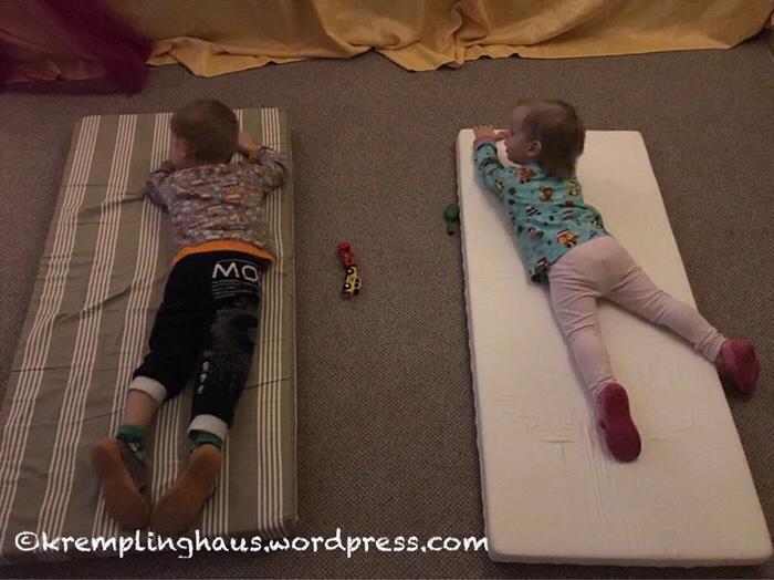 Kindergarten, Wellness, Massage, Kinder