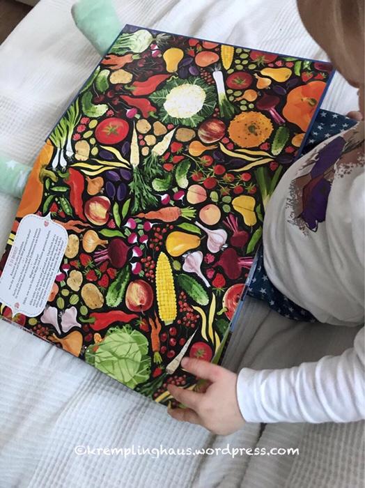 Kinderbuch, Ein Jahr auf dem Land, Landleben, Jahreszeiten