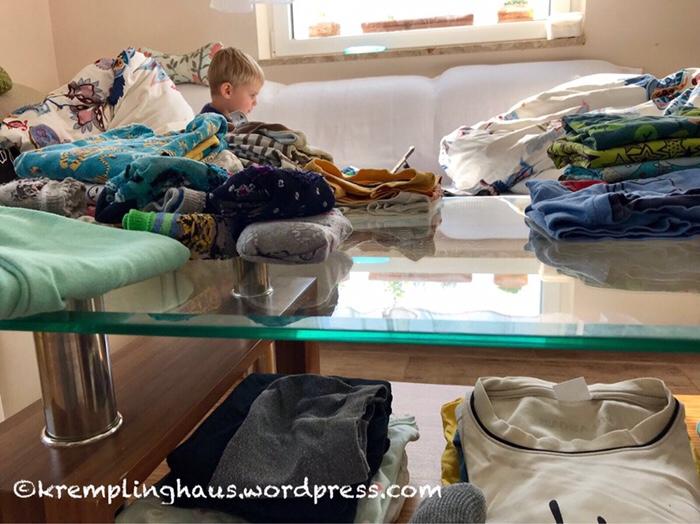 Haushalt, Wäsche, Kremplinghaus