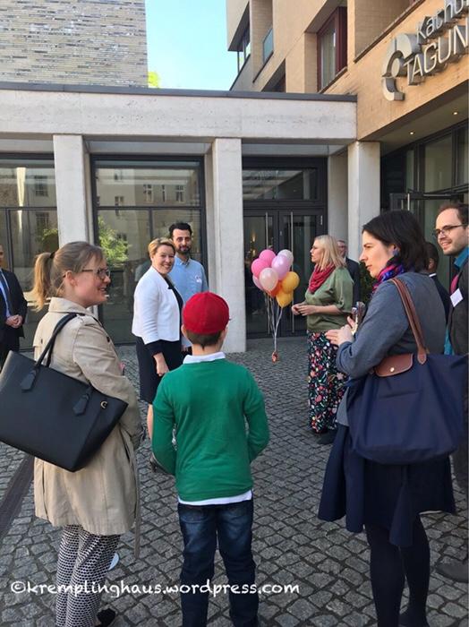Blogfamilia, Bundesfamilienministerin, Franziska Giffey