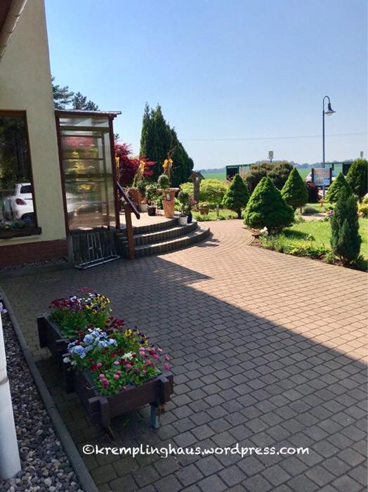 Blumenladen Glaubitz, Monis Blumen, Glaubitz, Kremplinghaus