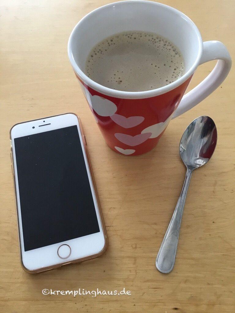 Handy, Kaffee, Löffel