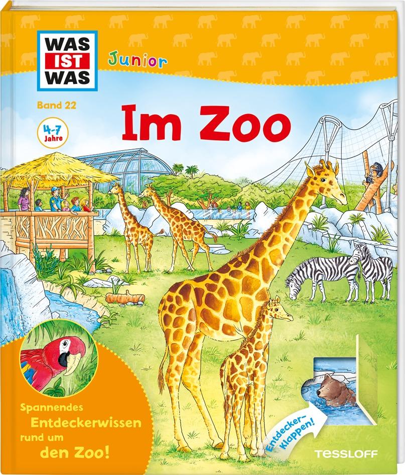 Was ist Was Im Zoo