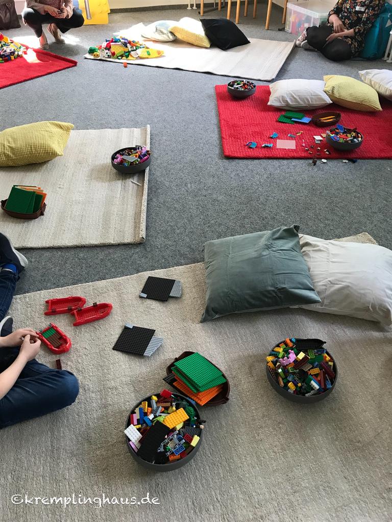Lego spielen