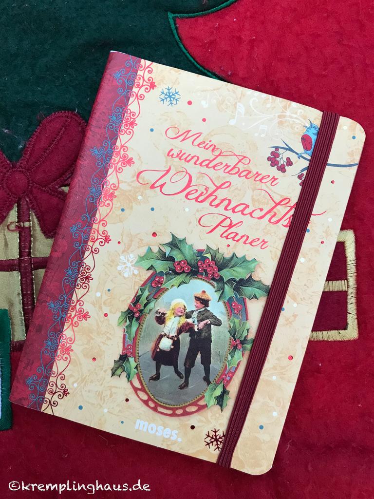 Kalender Weihnachtsplaner