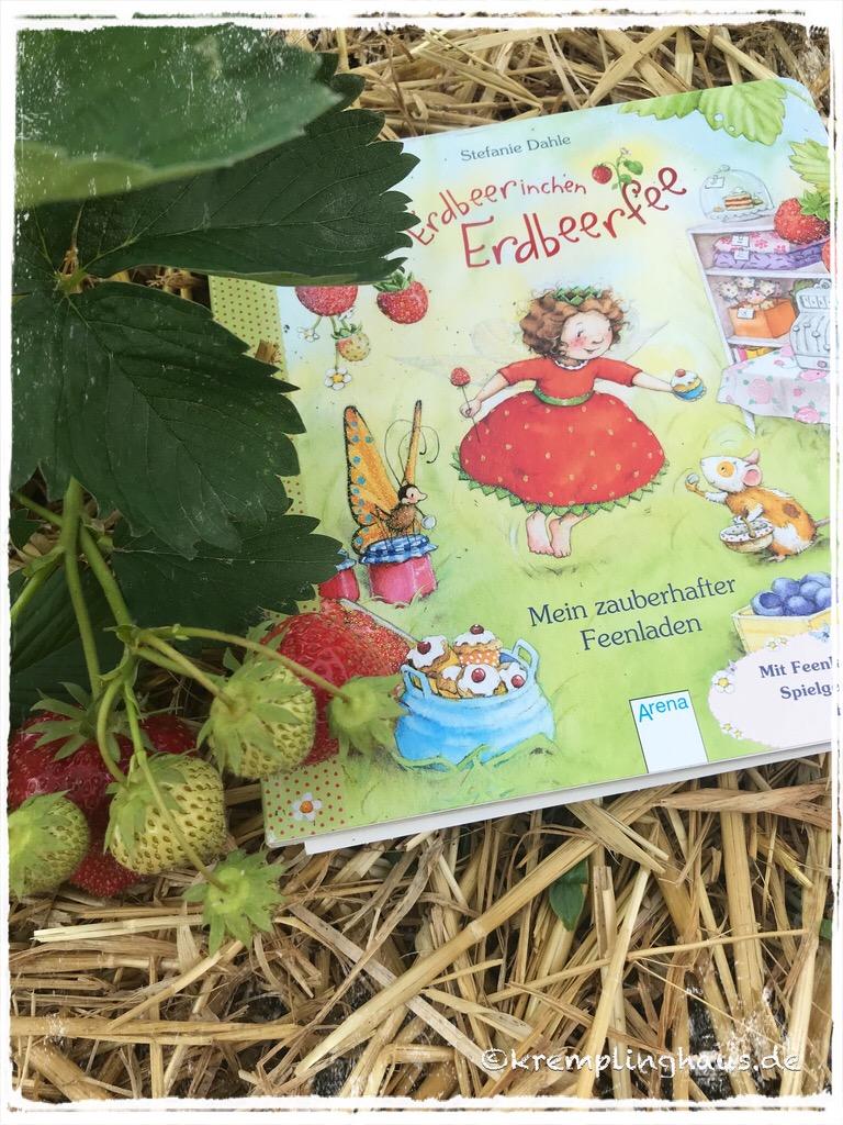 Erdbeerinchen Erdbeerfee - Mein zauerhafter Feenladen