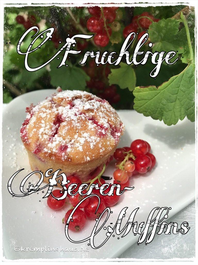 Fruchtige Beeren-Muffins