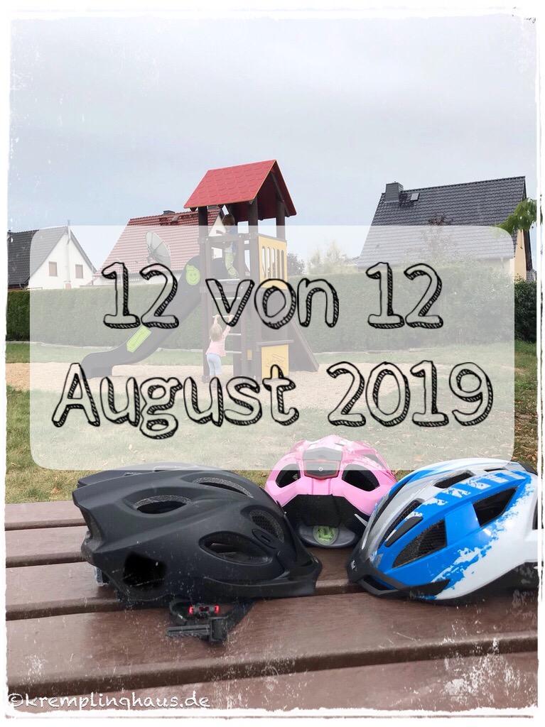 12 von 12 August 2019