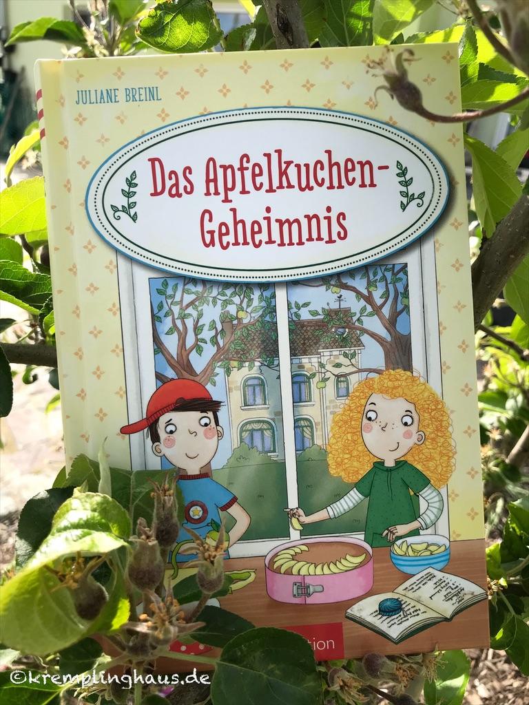 Buch Das Apfelkuchen-Geheimnis