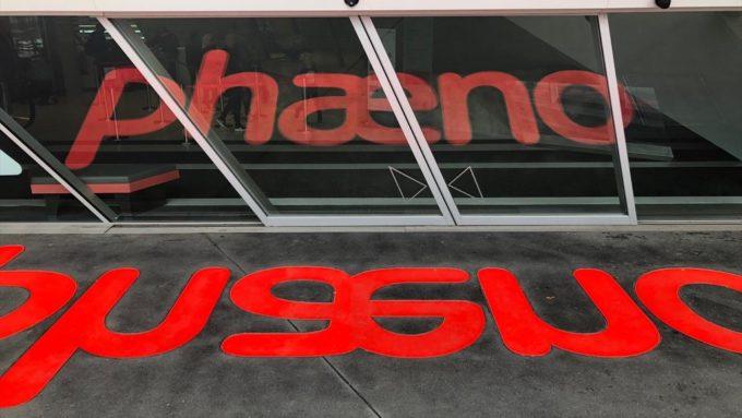 Phaeno Wolfsburg Eingang
