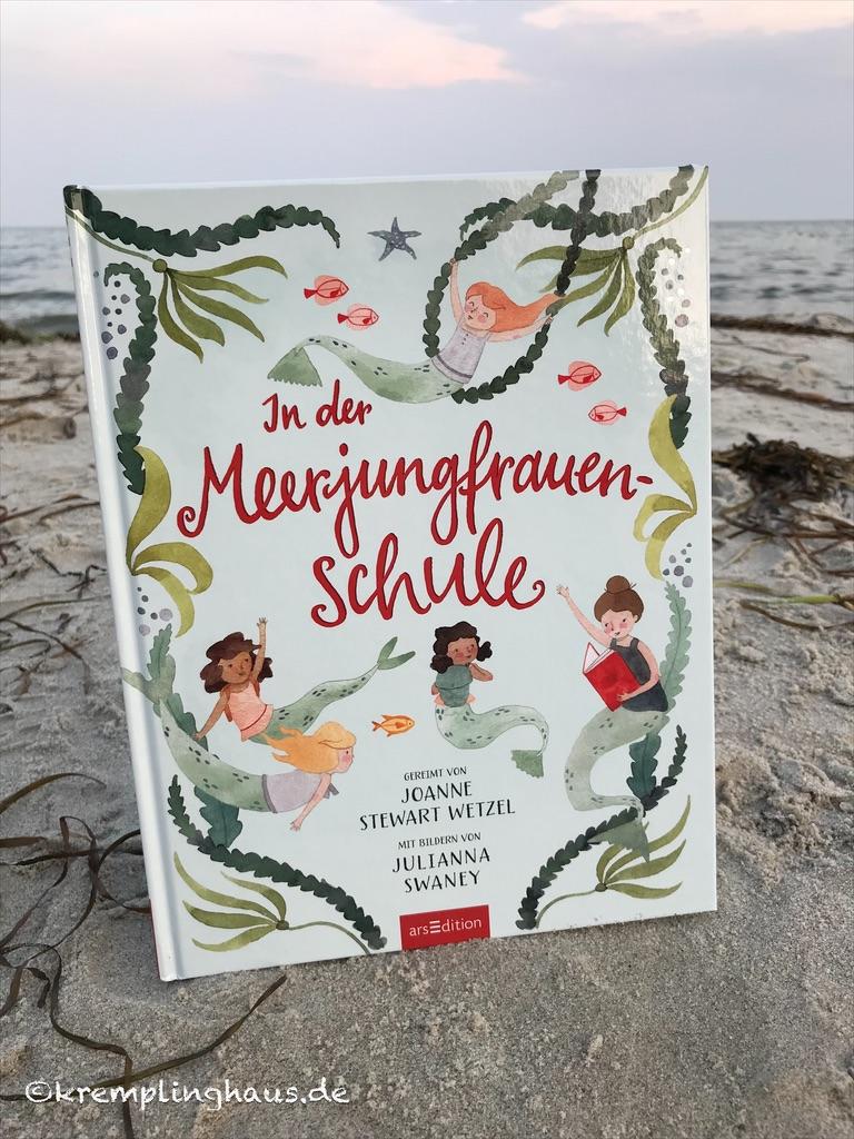 Kinderbuch In der Meerjungfrauen-Schule Cover