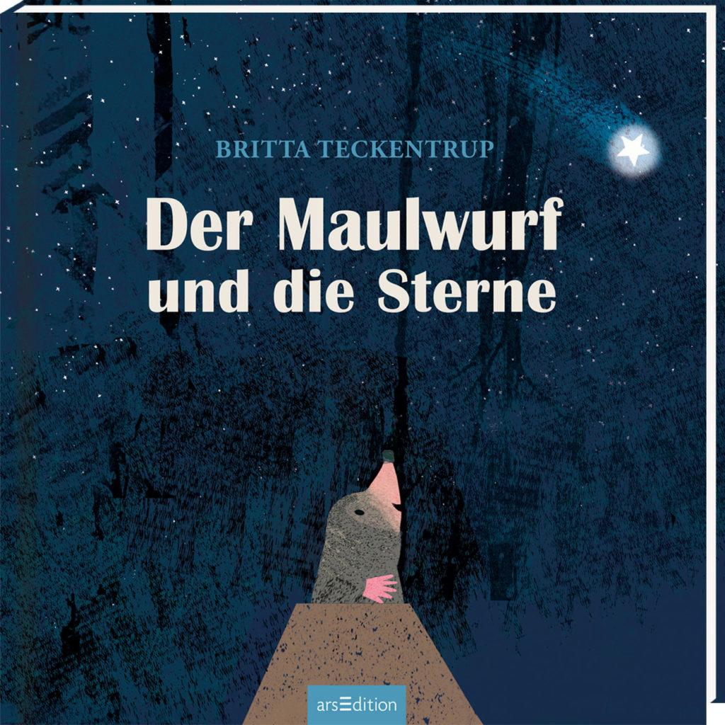 """Kinderbuch """"Der Maulwurf und die Sterne"""""""