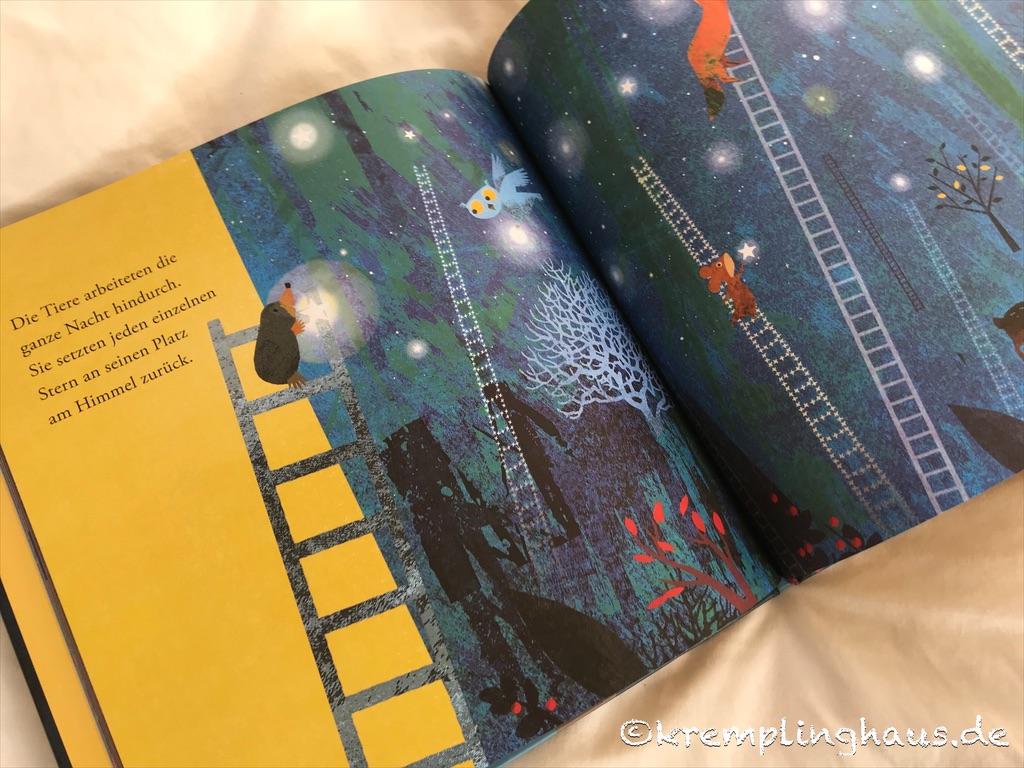 Der Maulwurf und die Sterne