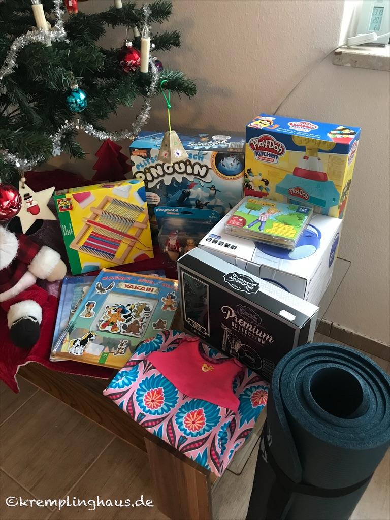 Weihnachten 2019 Unsere Geschenke