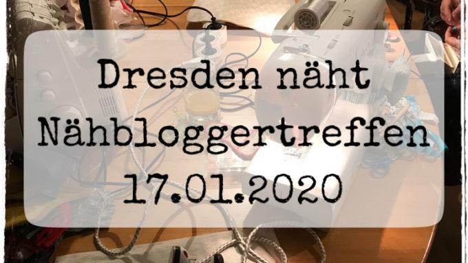 Nähbloggertreffen Januar 2020