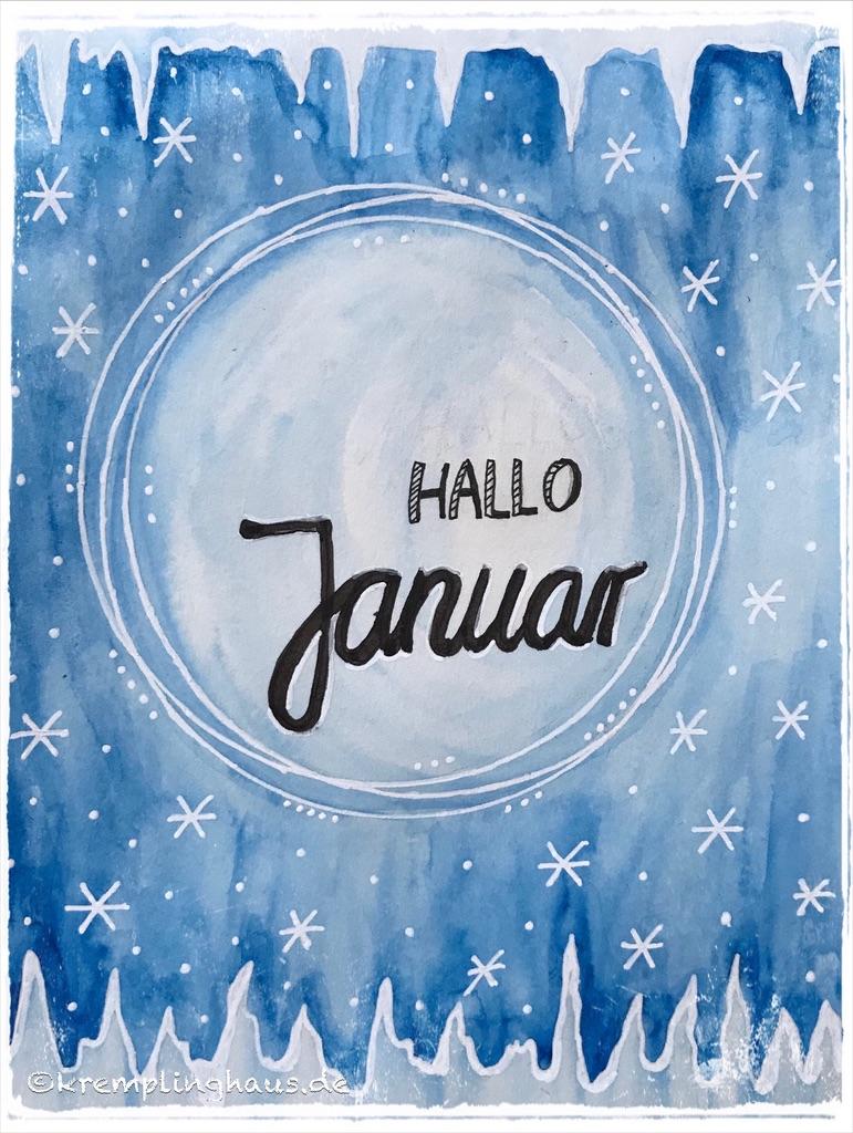 Hallo Januar