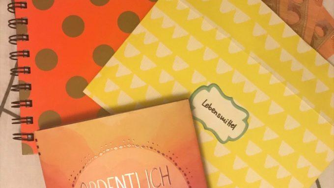 Haushaltsbuch, Cash Envelope System, Aufräum-Challenge