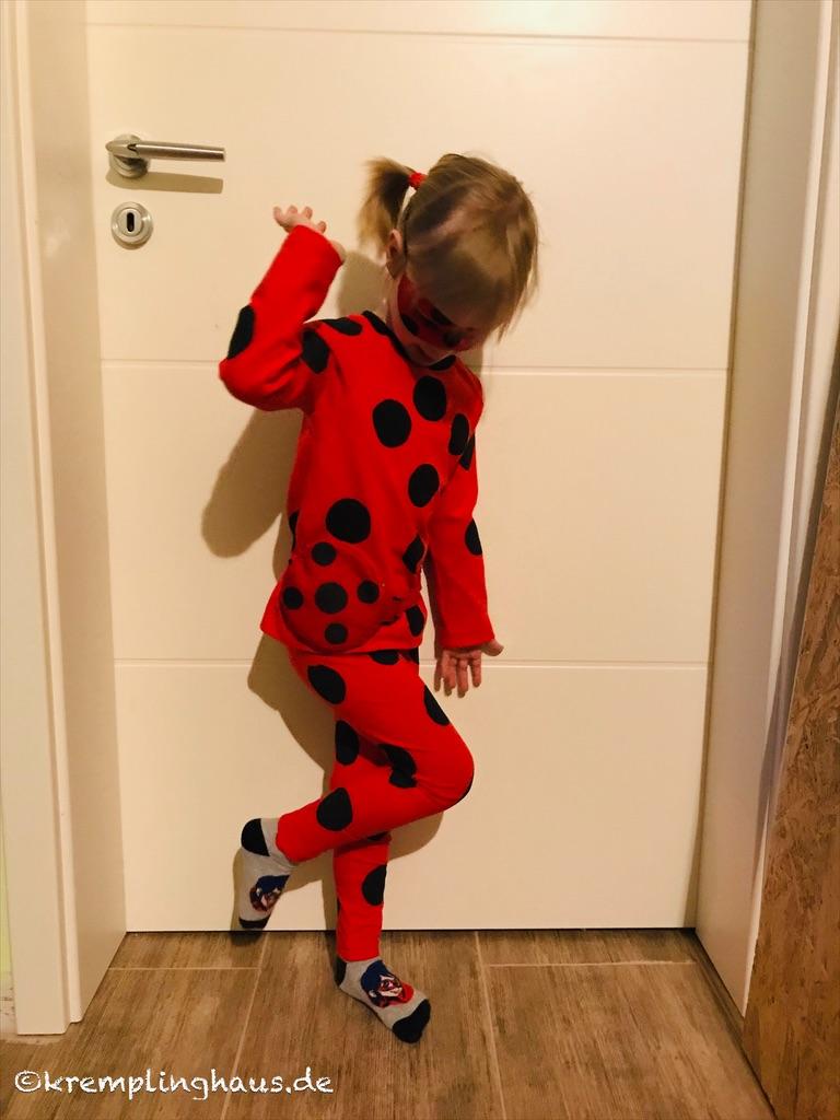 Faschingskostüm Miraculous Ladybug