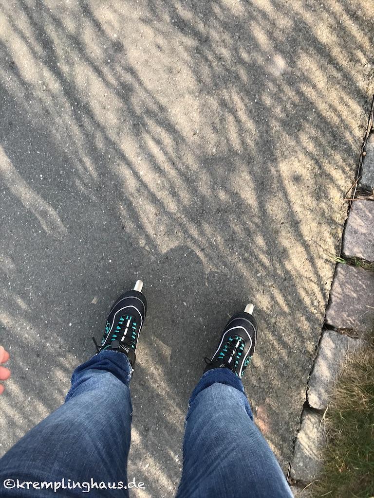 Inline Skates fahren