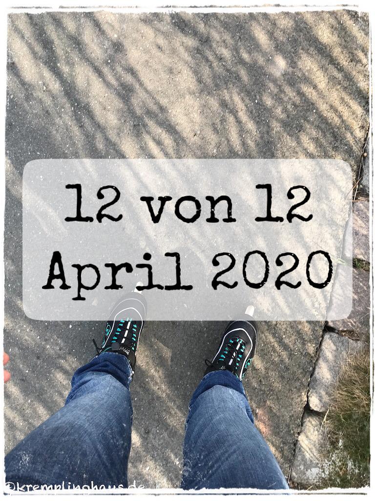 12von12 April 2020