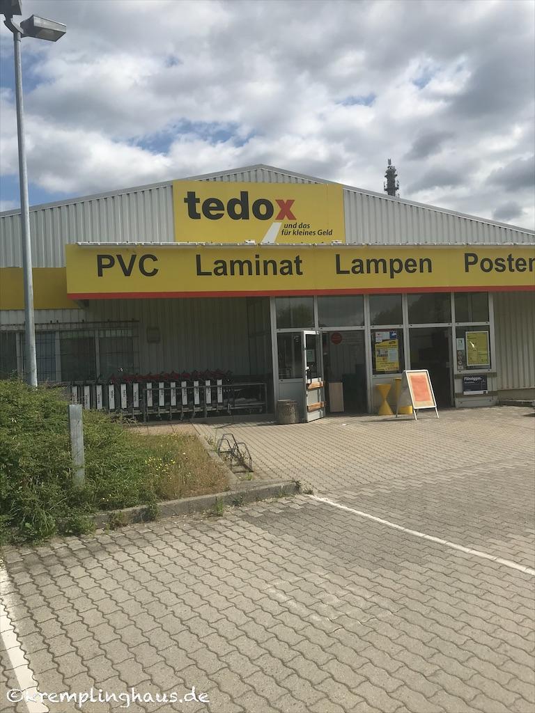 Tedoxfiliale in Arnsdorf