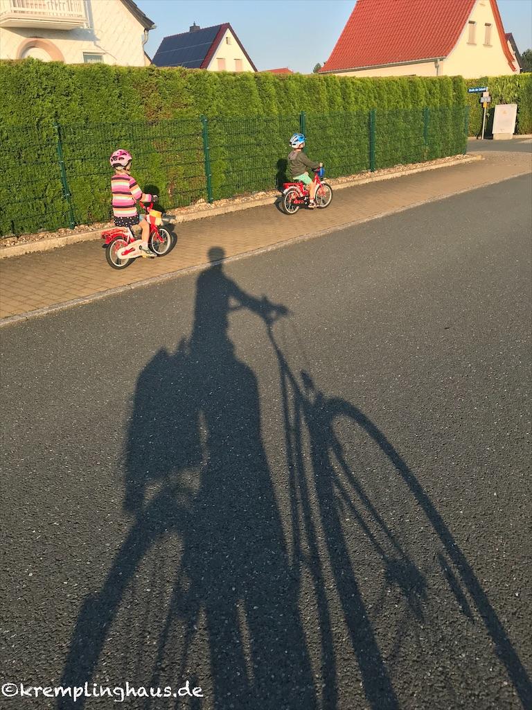 12 von 12 August 2020 Fahrrad