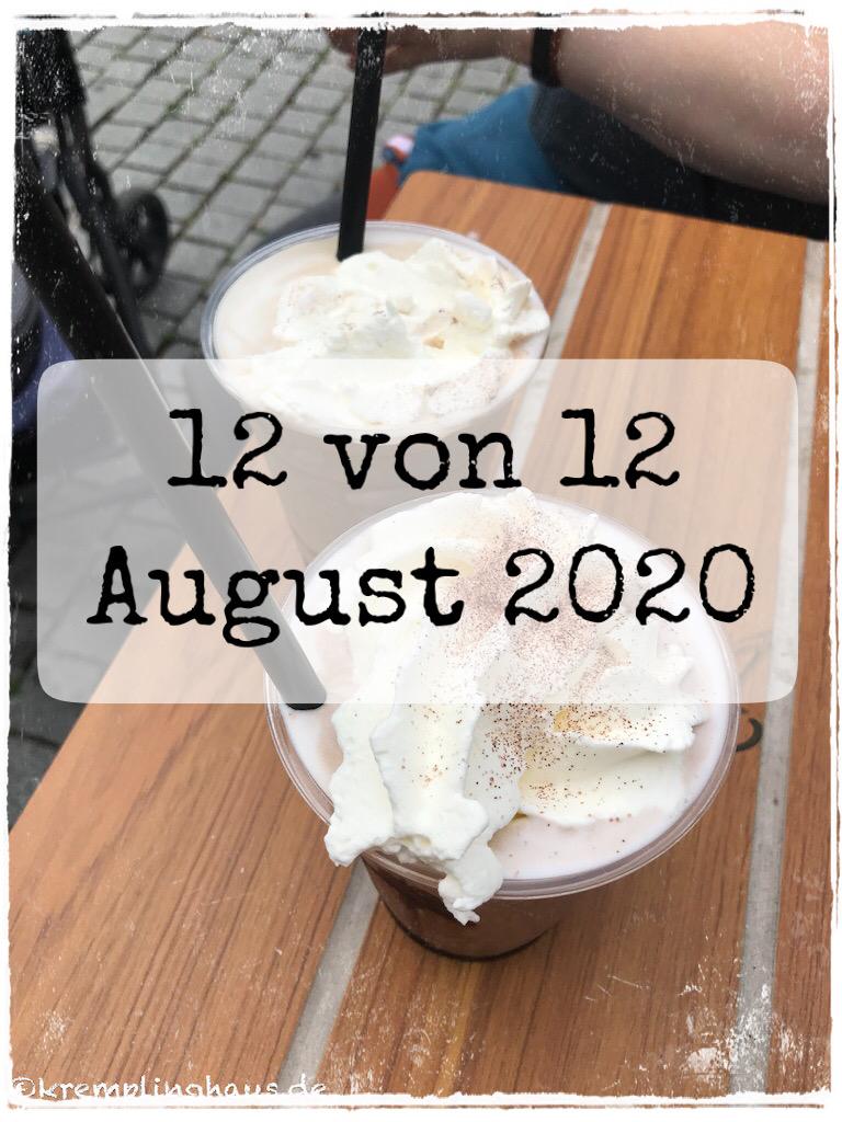 12 von 12 August 2020