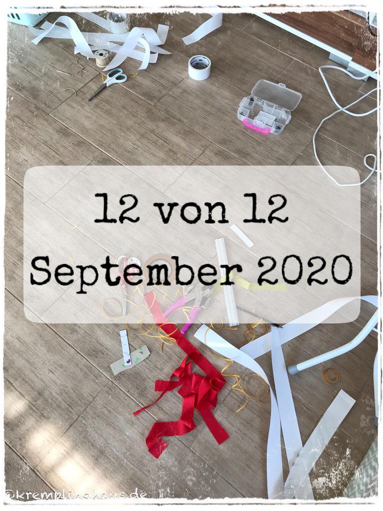 12 von 12 September 2020