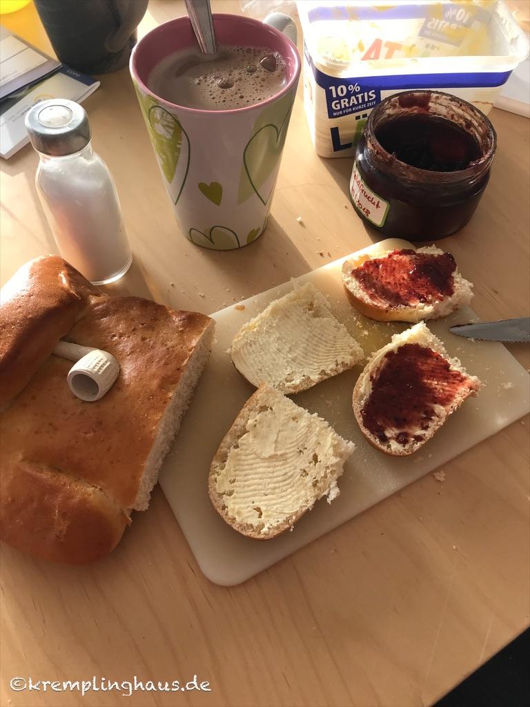 12von12 Frühstück