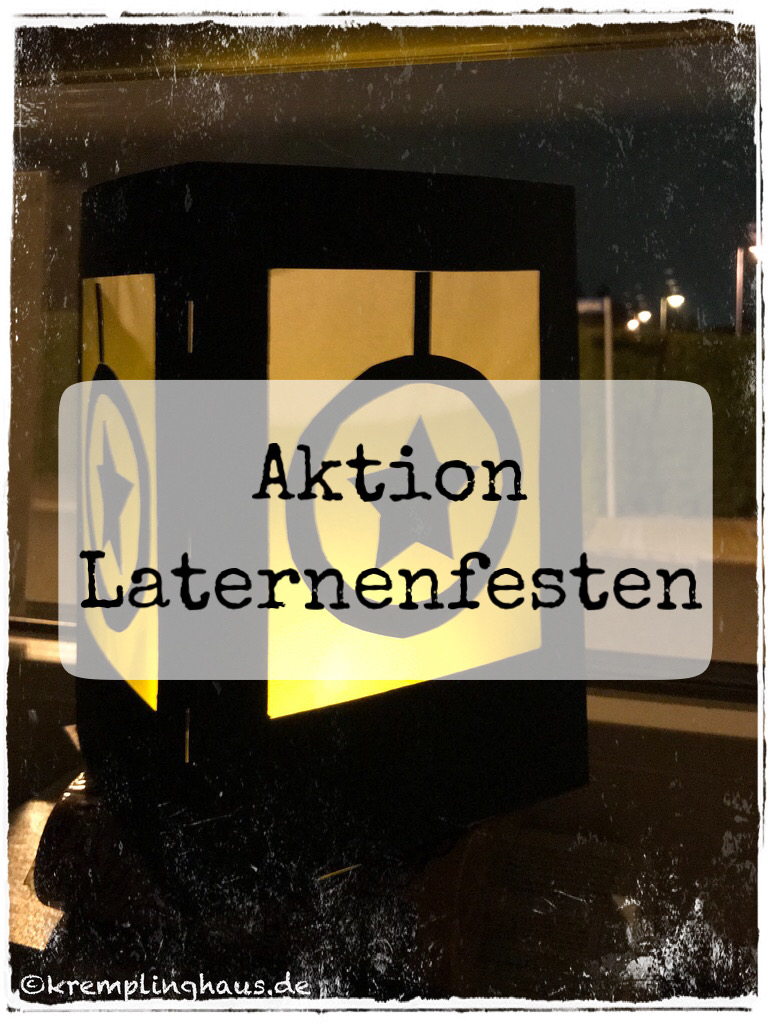 Aktion Laternenfenster