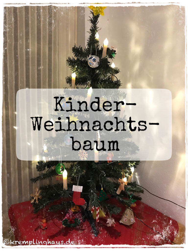 Kinder-Weihnachtsbaum