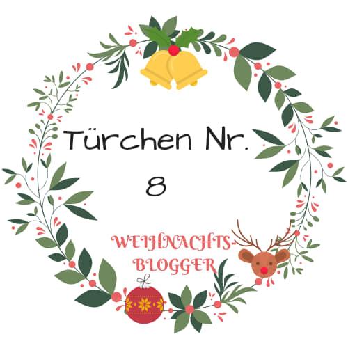 Weihnachtsblogger Türchen Nr. 8