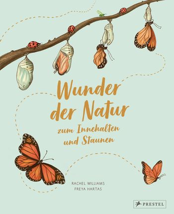 Wunder der Natur Buchcover