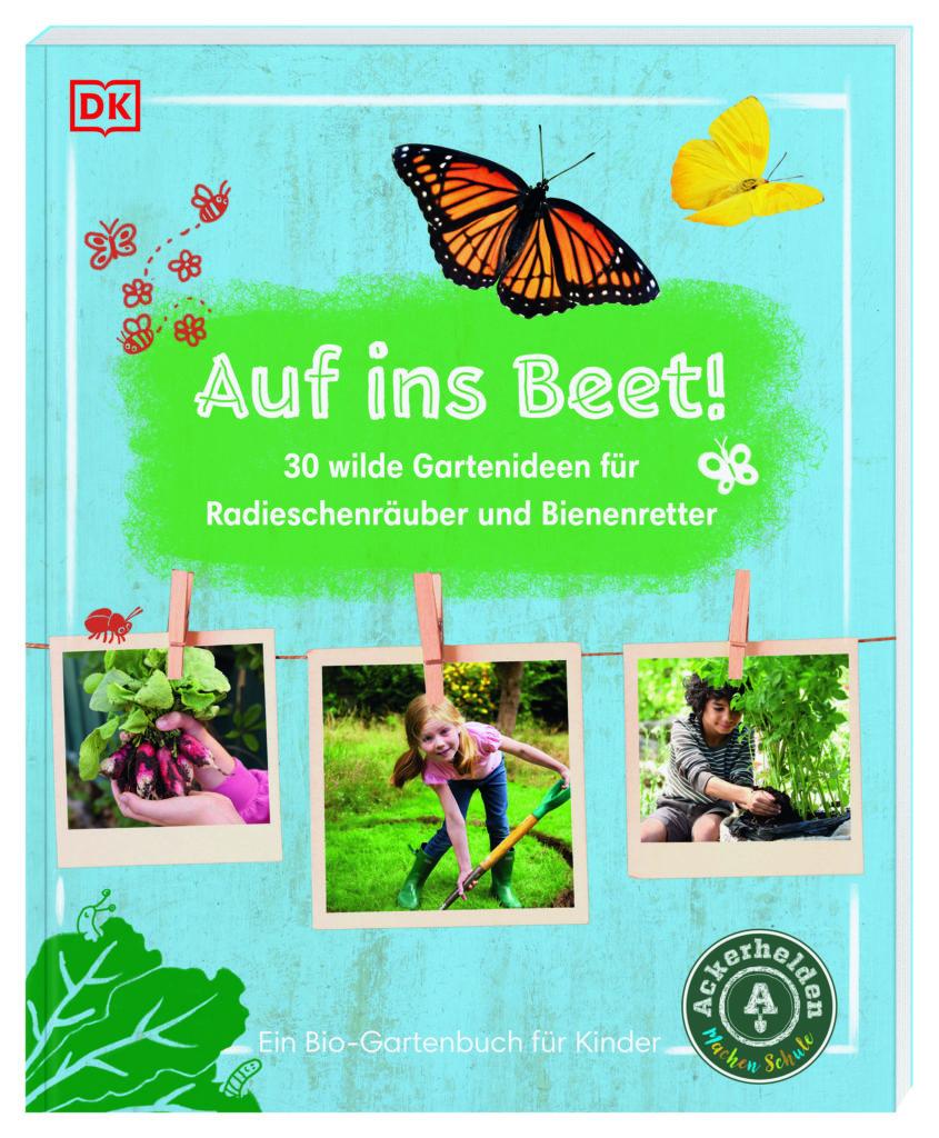 Buchcover Auf ins Beet