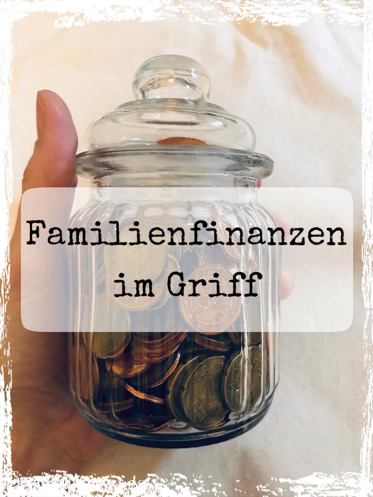 Familienfinanzen im Griff