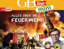 CD-Cover Geolini Mini Alles über die Feuerwehr