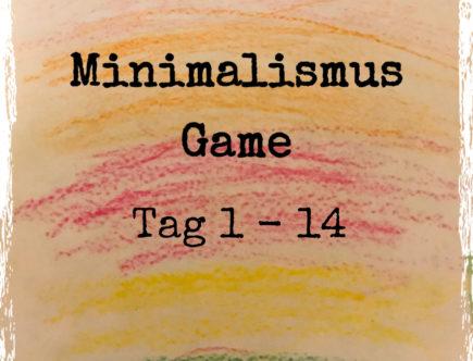 Minimalismus Game Titelbild