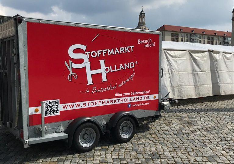 Stoffmarkt Holland in Dresden