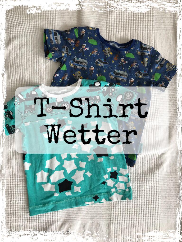 T-Shirt Wetter Cover