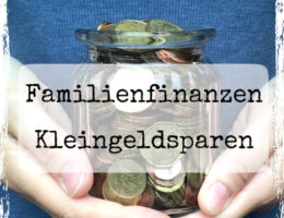 Familienfinanzen Kleingeldsparen